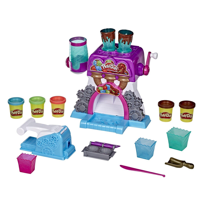 Игровой набор с пластилином Hasbro Play