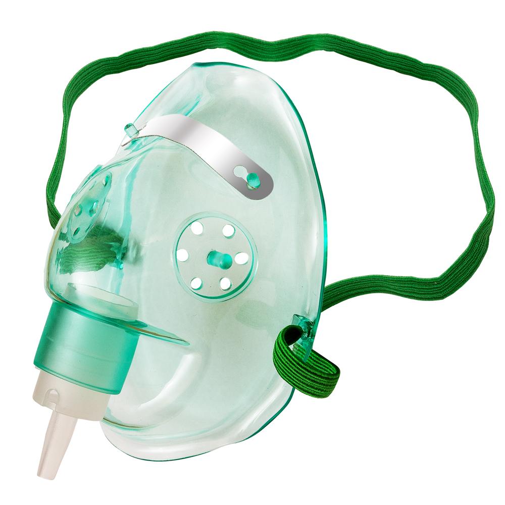 Купить Маска лицевая кислородная, M, Маска лицевая кислородная M Apexmed, Apexmed International