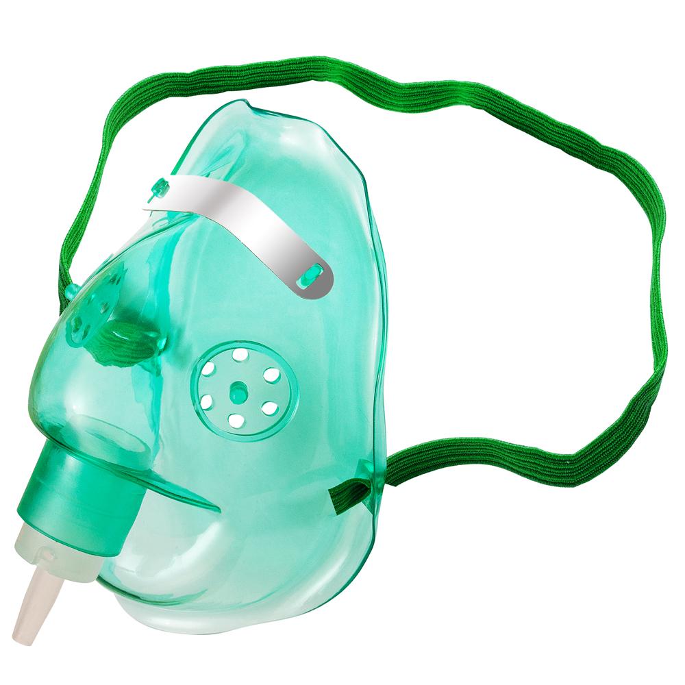 Купить Маска лицевая кислородная, L, Маска лицевая кислородная L Apexmed, Apexmed International