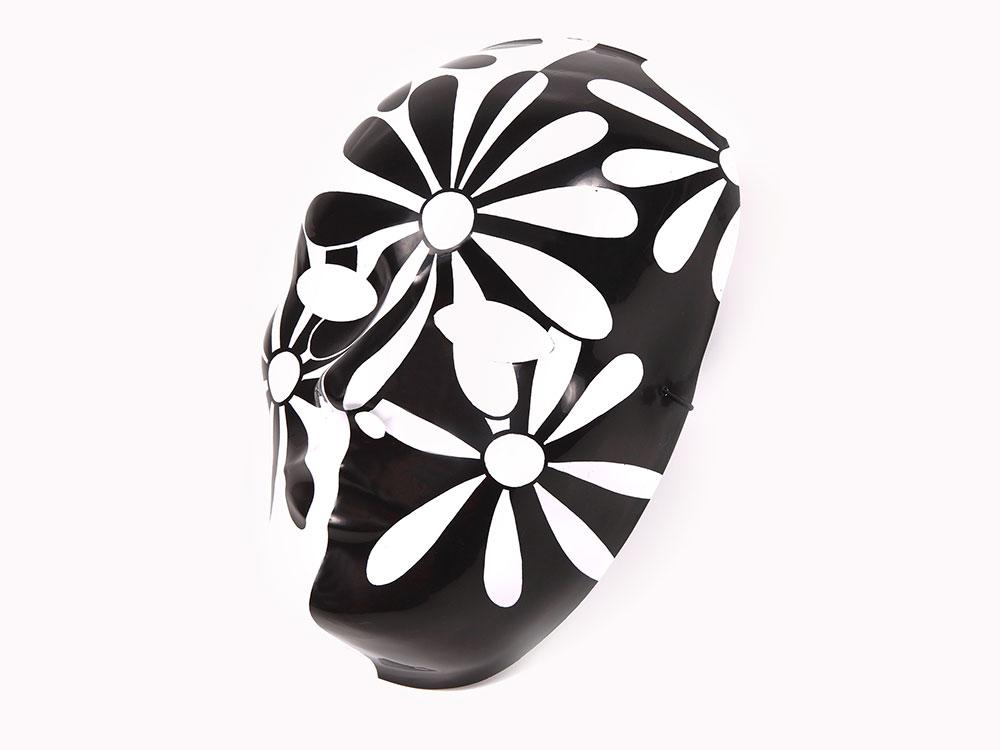 Купить Маска фантазия-6 цв. черный-белый АРТЭ 74_06, АРТЭ Театральная Галерея,