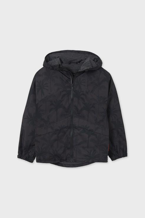 Купить Куртка-ветровка с капюшоном Nukutavake by Mayoral 6491/21 Серый 152,