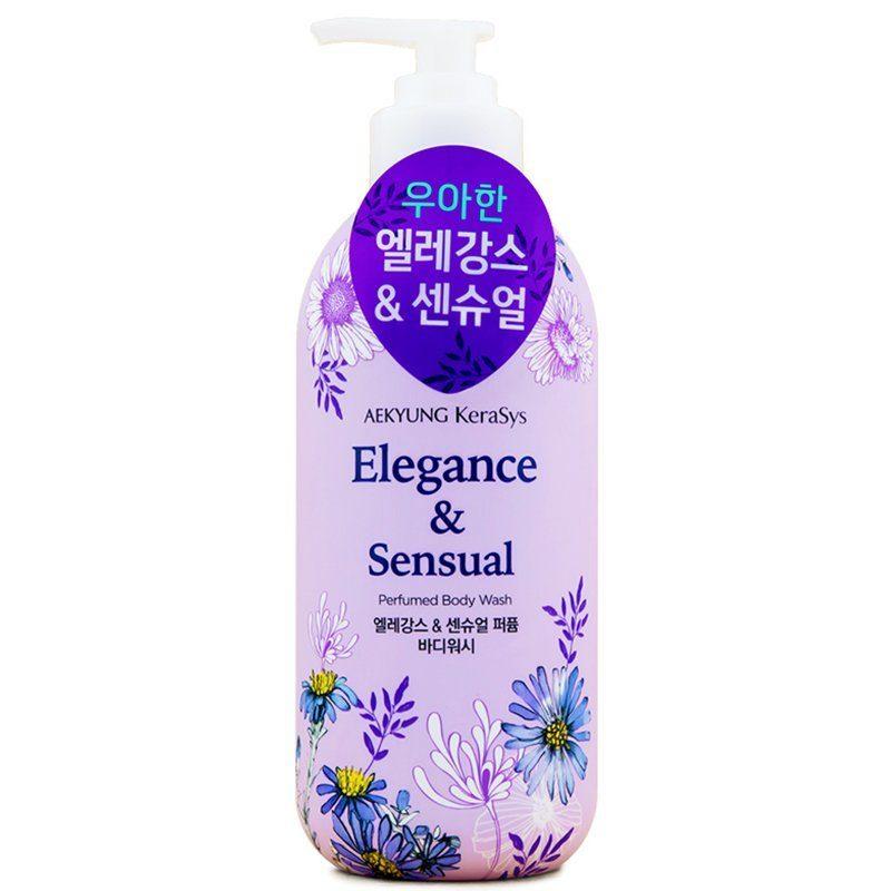 Гель для душа Elegance & Sensual Perfumed