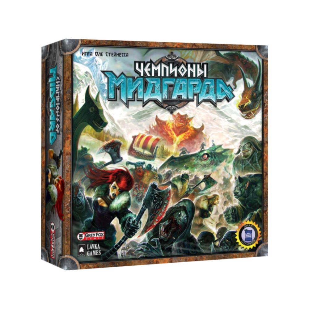 Купить Настольная игра Lavka Games Чемпионы Мидгарда,