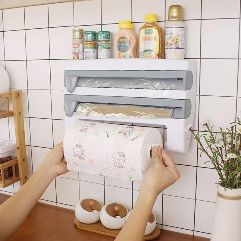 Полка   кухонный держатель 4