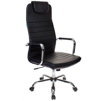 Кресло руководителя Бюрократ KB 9/Eco искусственная кожа