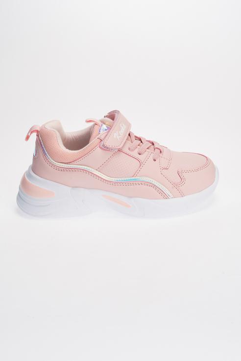 Купить VXH_90113_pink, Кроссовки KENKÄ для девочек цв. розовый р-р. 33, KENKA,