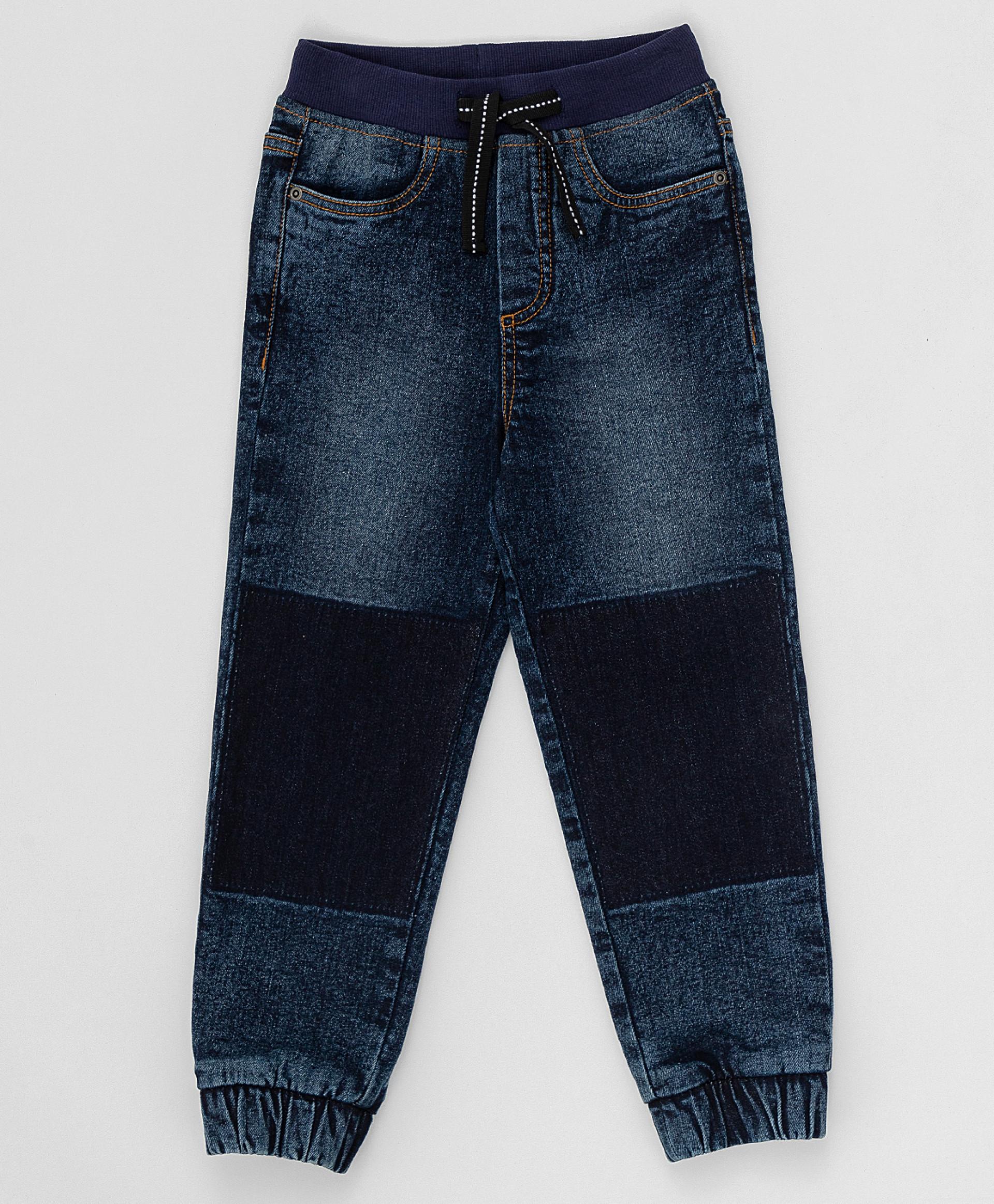 Купить Синие джинсы Button Blue, размер 122 220BBBMC6302D100,