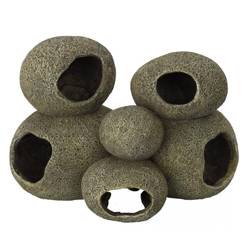 Декоративные камни для аквариума AQUA DELLA, Камень