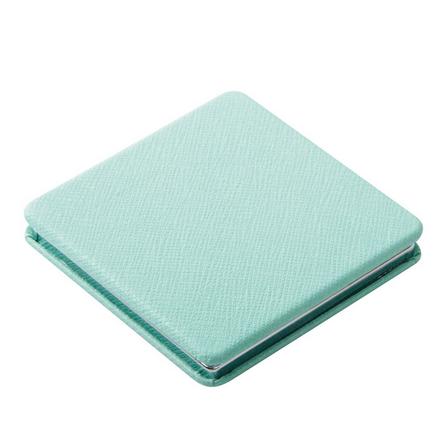 Купить Зеркало карманное Dewal «Палитра» голубое