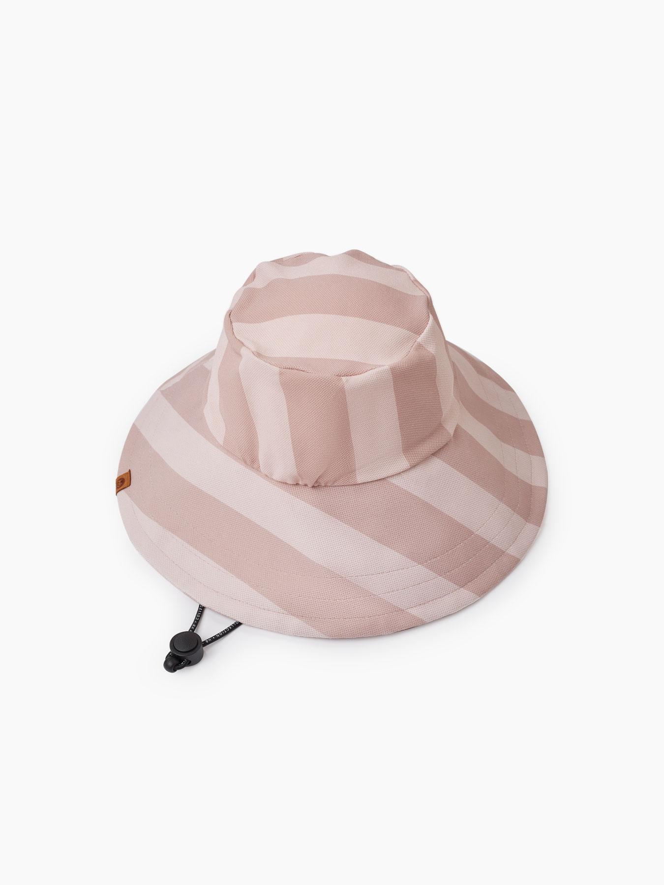 Купить 50625, Панама детская (pink&white, 50) Happy Baby розовый, белый 50,