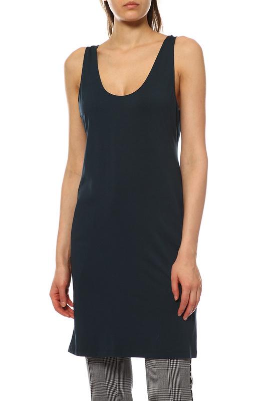Платье-майка женское DKNY А24Т660JB3 белое M