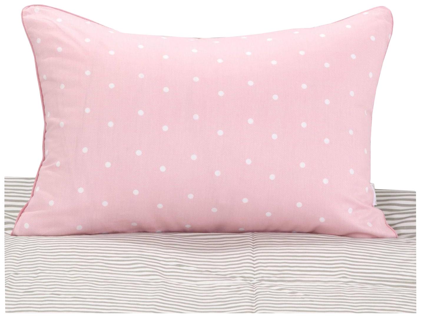 Купить Комплект постельного белья Sofi dе Marko Виоланта детский розовый,