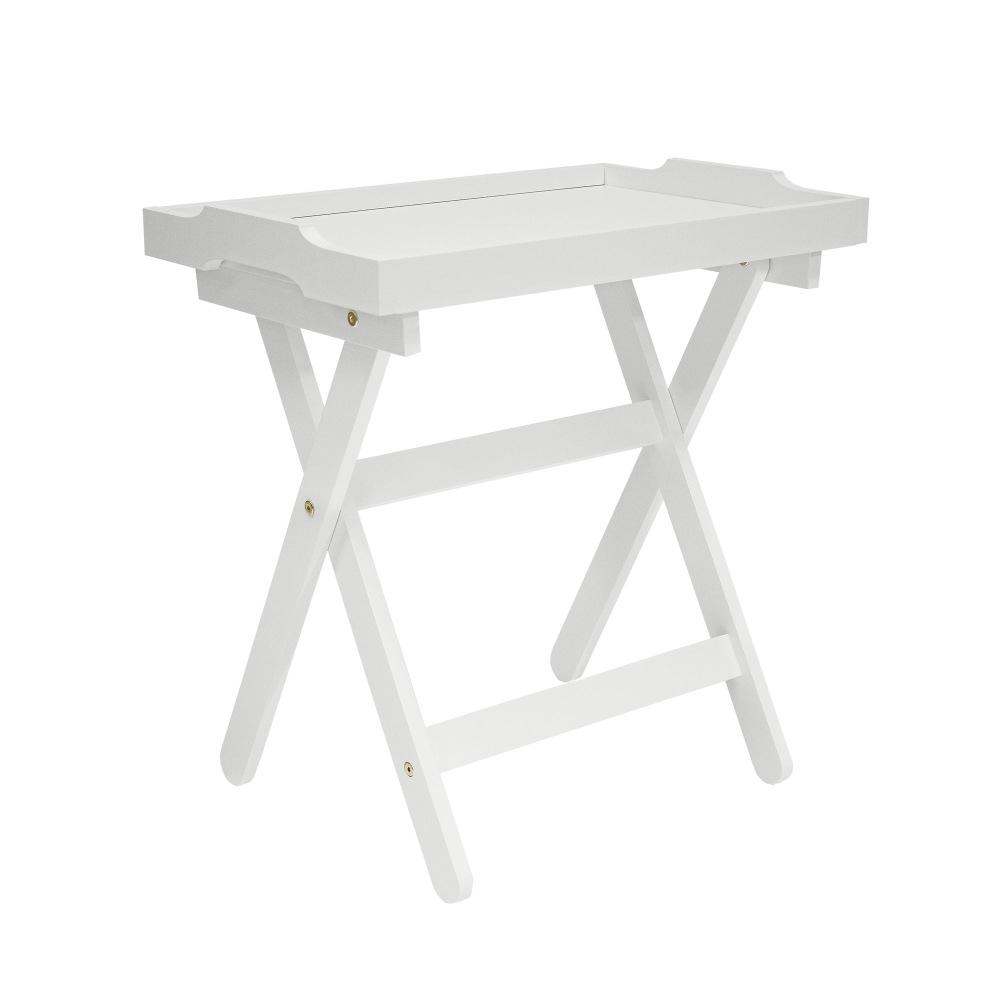 Столик с подносом Leset Лотос, молочный дуб