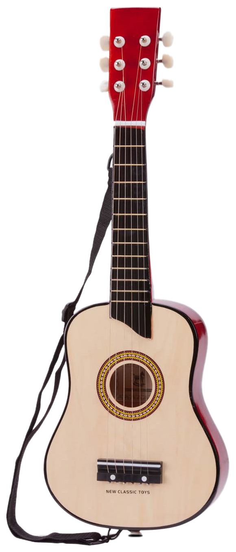 Гитара New Classic Toys 10304 красная