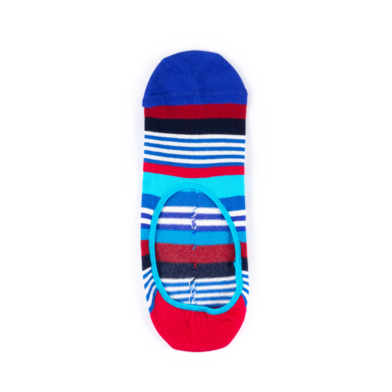 Носки Happy Socks Liner красные 36-40