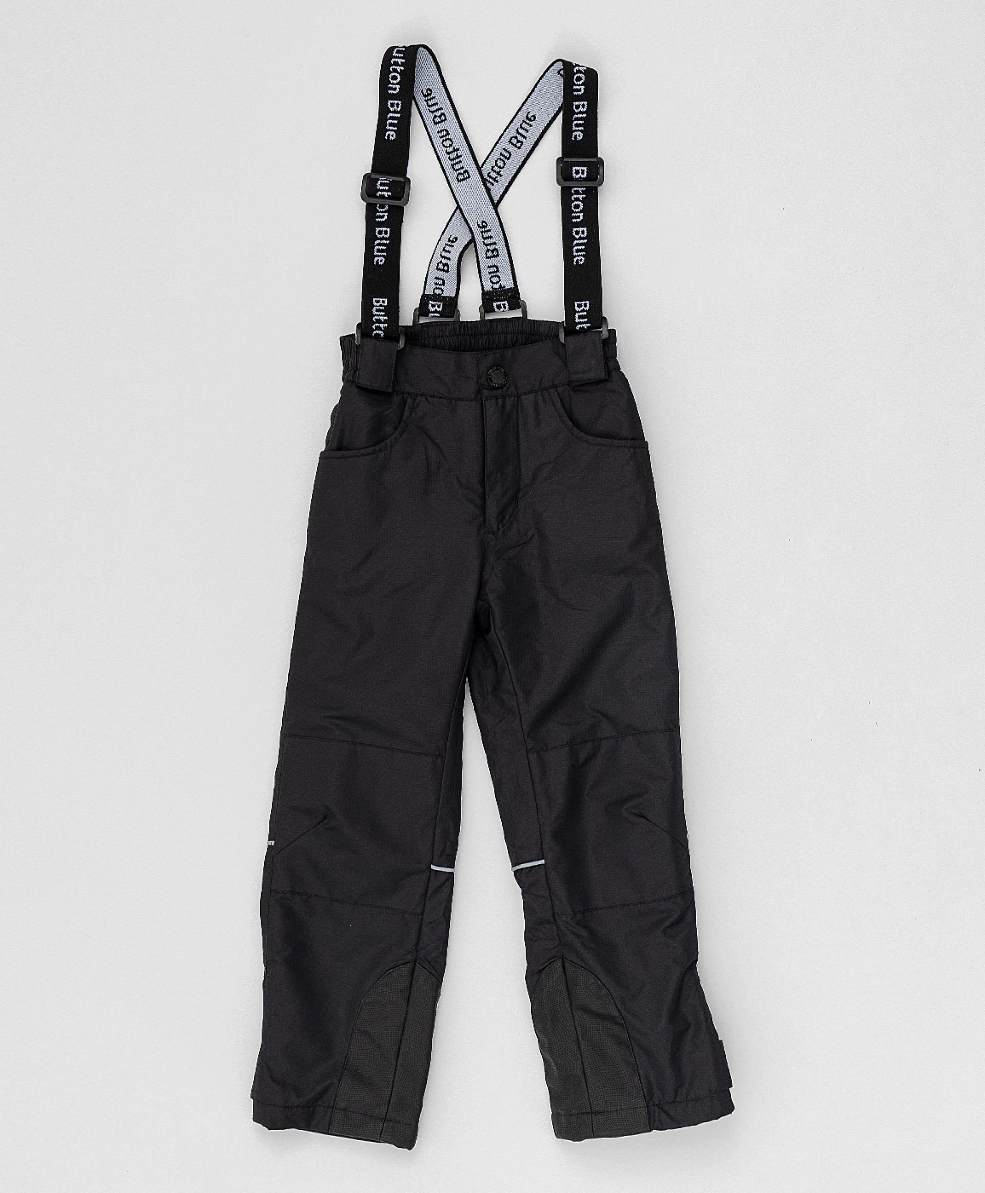 Демисезонные брюки Active Button Blue, размер 98 220BBGA64010800