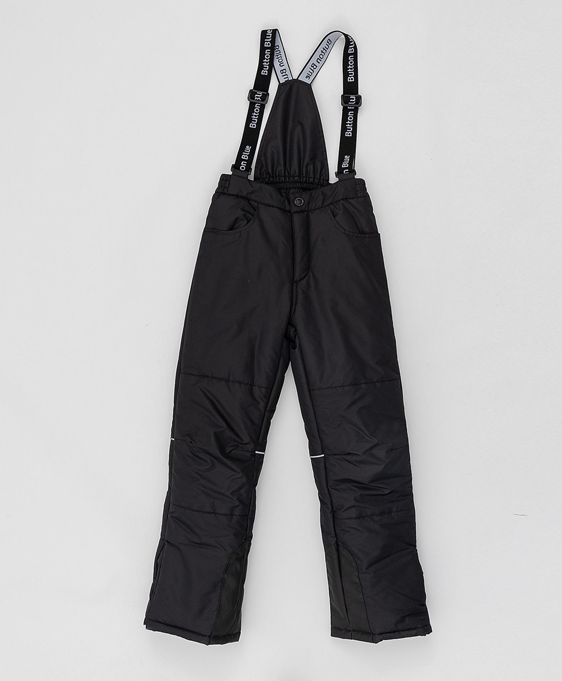 Купить Зимние брюки Active Button Blue, размер 140 220BBGA64021000,