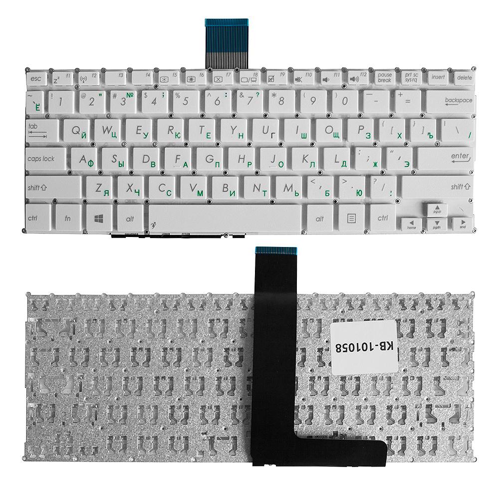 Клавиатура TopON для ноутбука Asus F200CA, F200LA,