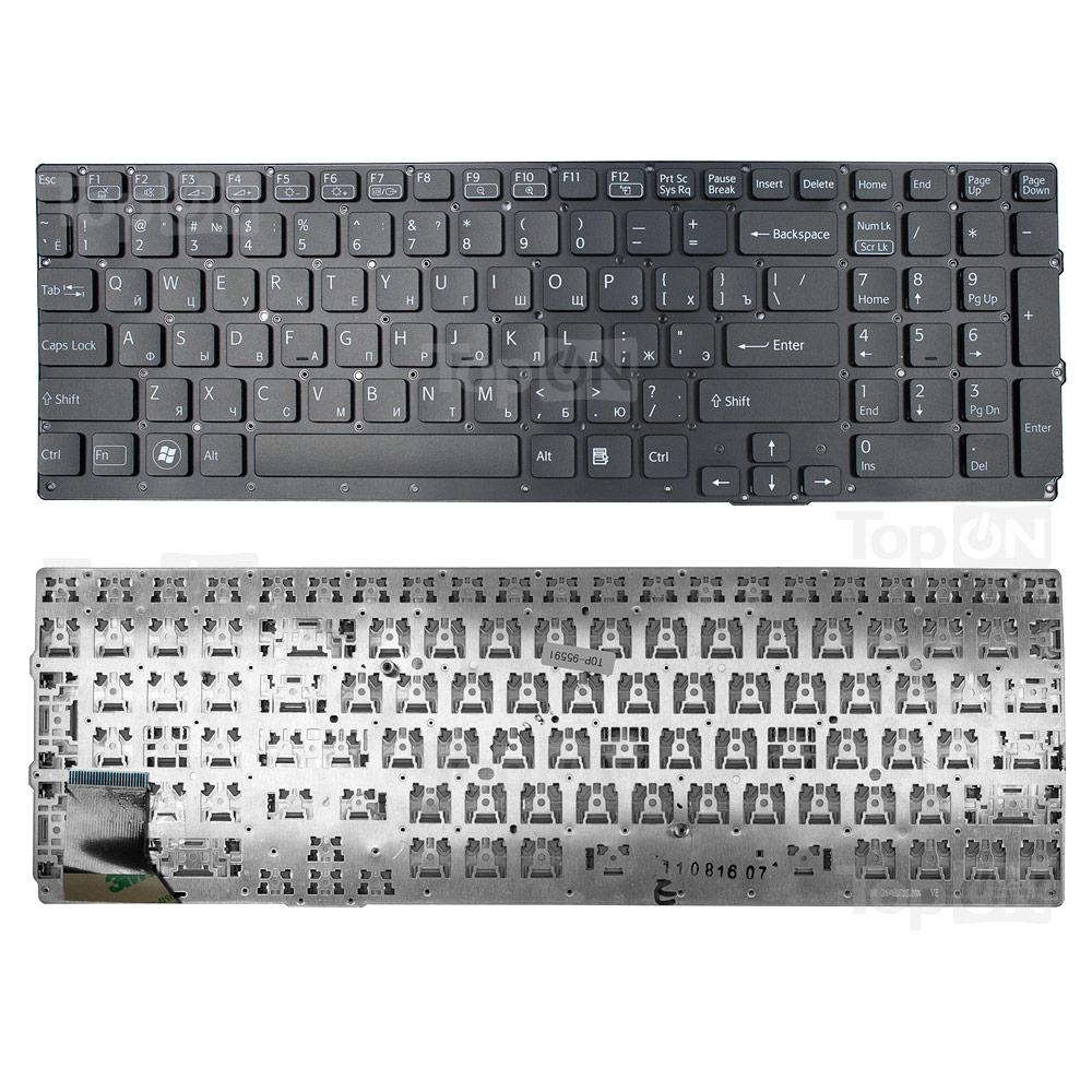 Клавиатура TopON для ноутбука Sony Vaio