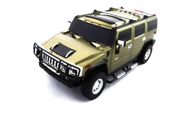 Купить Радиоуправляемая машина MZ Hummer H2 1:24 Meizhi Meizhi MZ-27020-G,