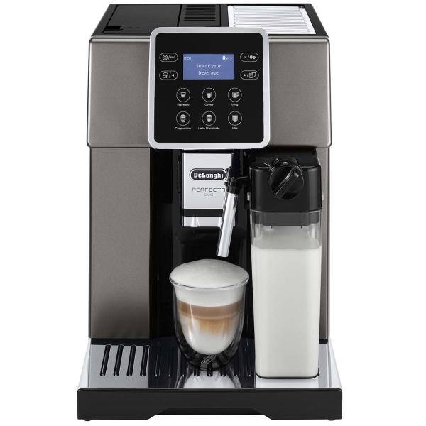 Кофемашина автоматическая Delonghi ESAM420.80.TB