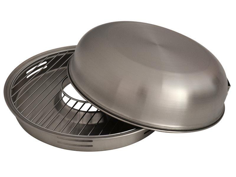 Сковорода гриль для газовой плиты