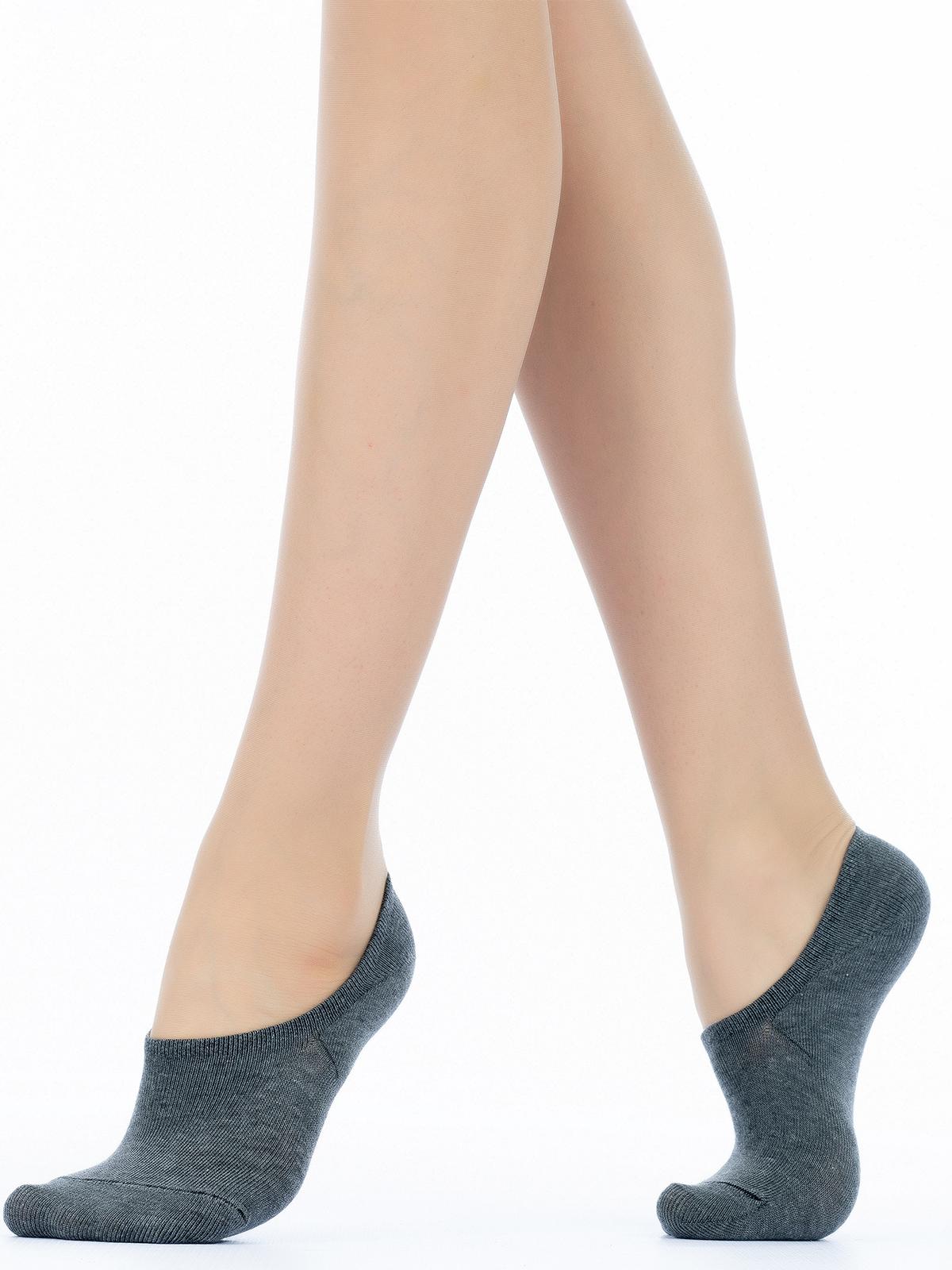 Носки женские Giulia WS0 CLASSIC серые 39-40