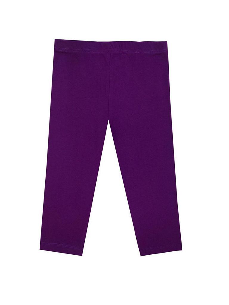 Бриджи для девочки 10180 фиолетовый, 98