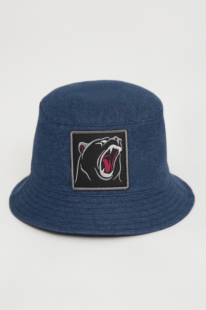 Шляпа мужская Finn Flare S20-21407 синяя