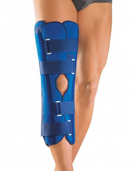 Купить Шина для коленного сустава medi Classic 845-20 Угол 20 Medi Высота 40 см