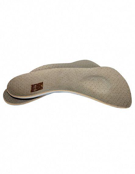 Купить PI126, Ортопедические стельки medi foot light 3/4 wide для обуви на высоком каблуке Medi р.: 43