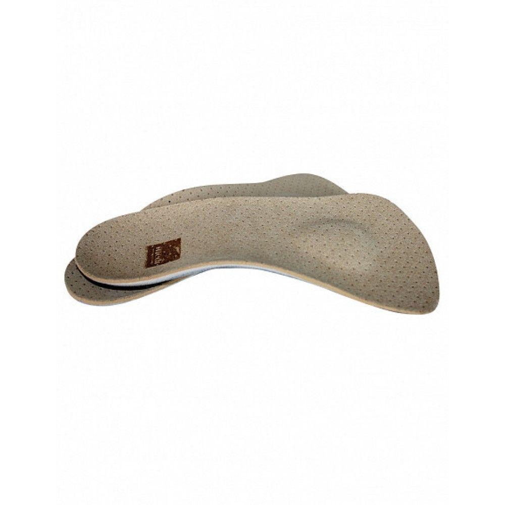 PI138, Ортопедические стельки medi foot light 3/4 narrow для обуви на высоком каблуке Medi р.: 37  - купить со скидкой
