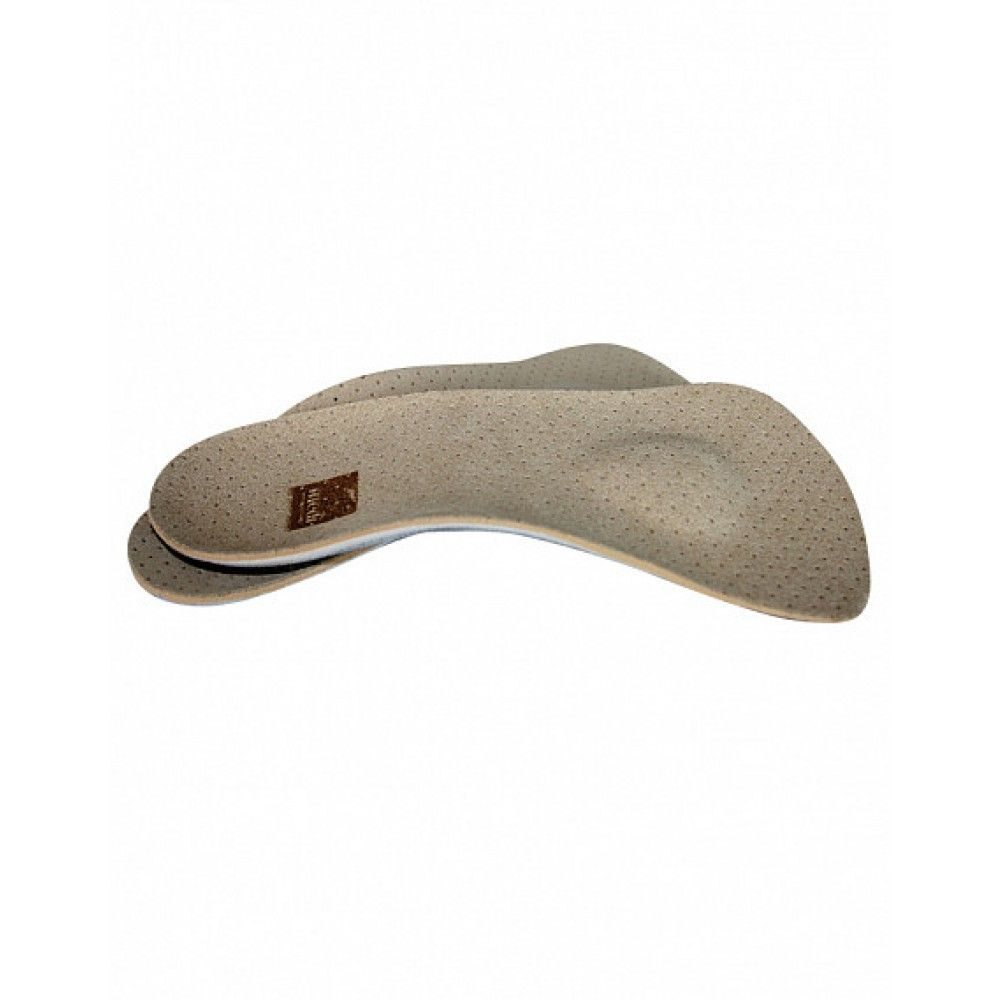 Купить PI138, Ортопедические стельки medi foot light 3/4 narrow для обуви на высоком каблуке Medi р.: 40