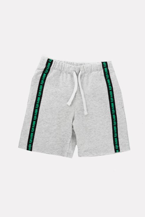 Купить Трикотажные спортивные шорты Темно-серый 128 21-13788Ц-Э, Ennergiia,