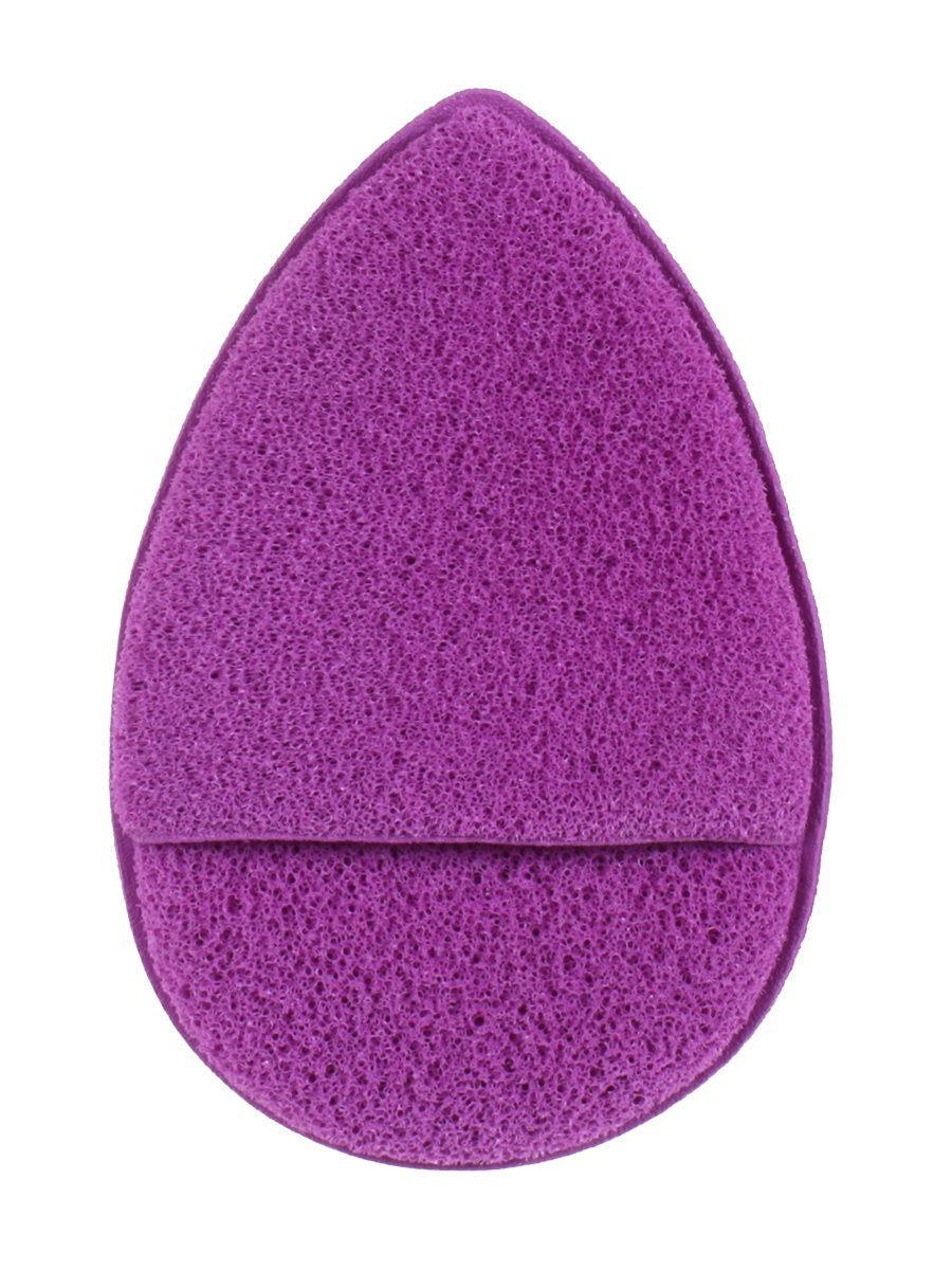Спонж Beautypedia для умывания лица фиолетовый