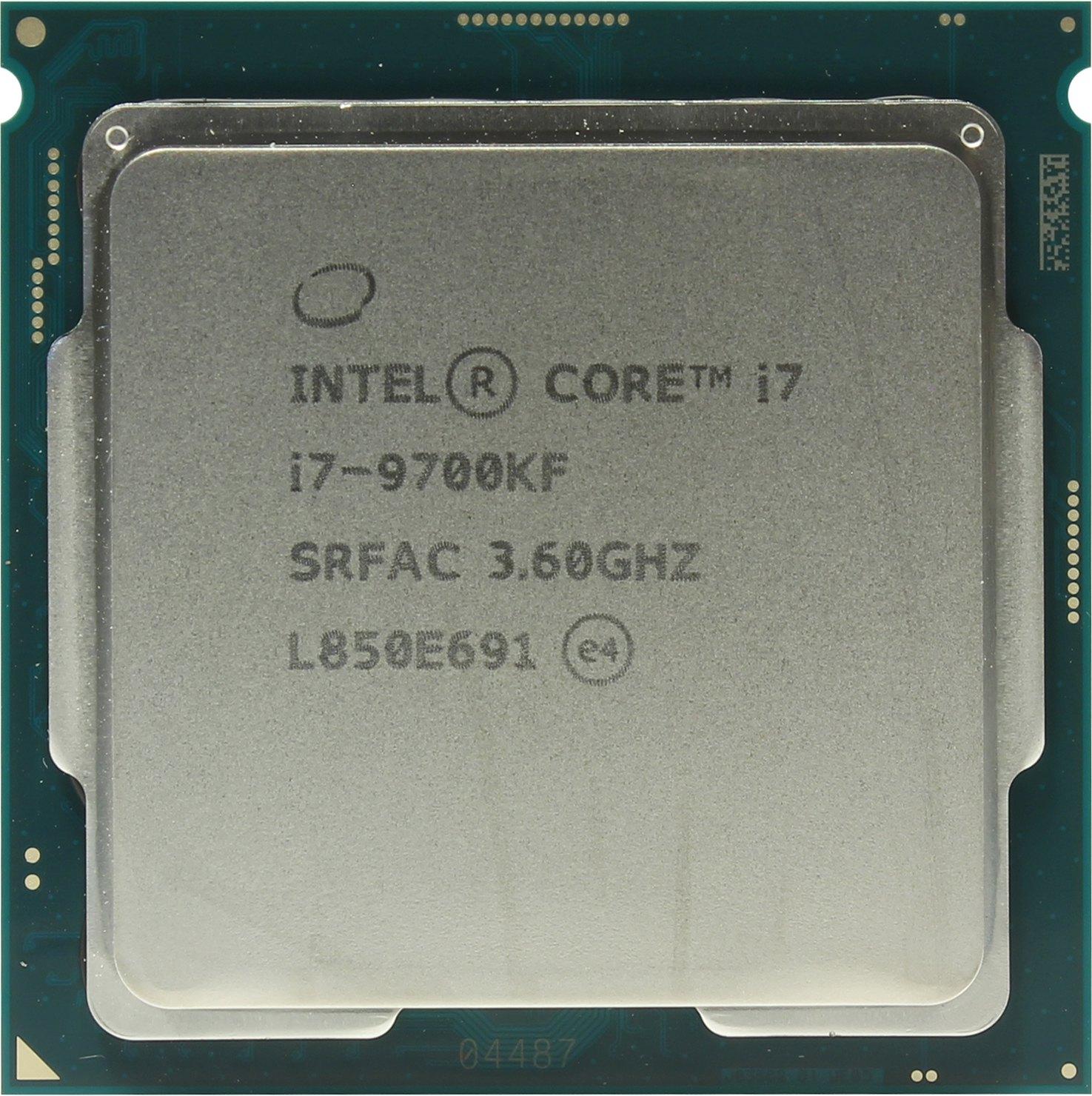 Процессор Intel Core i7 9700KF Socket 1151v2