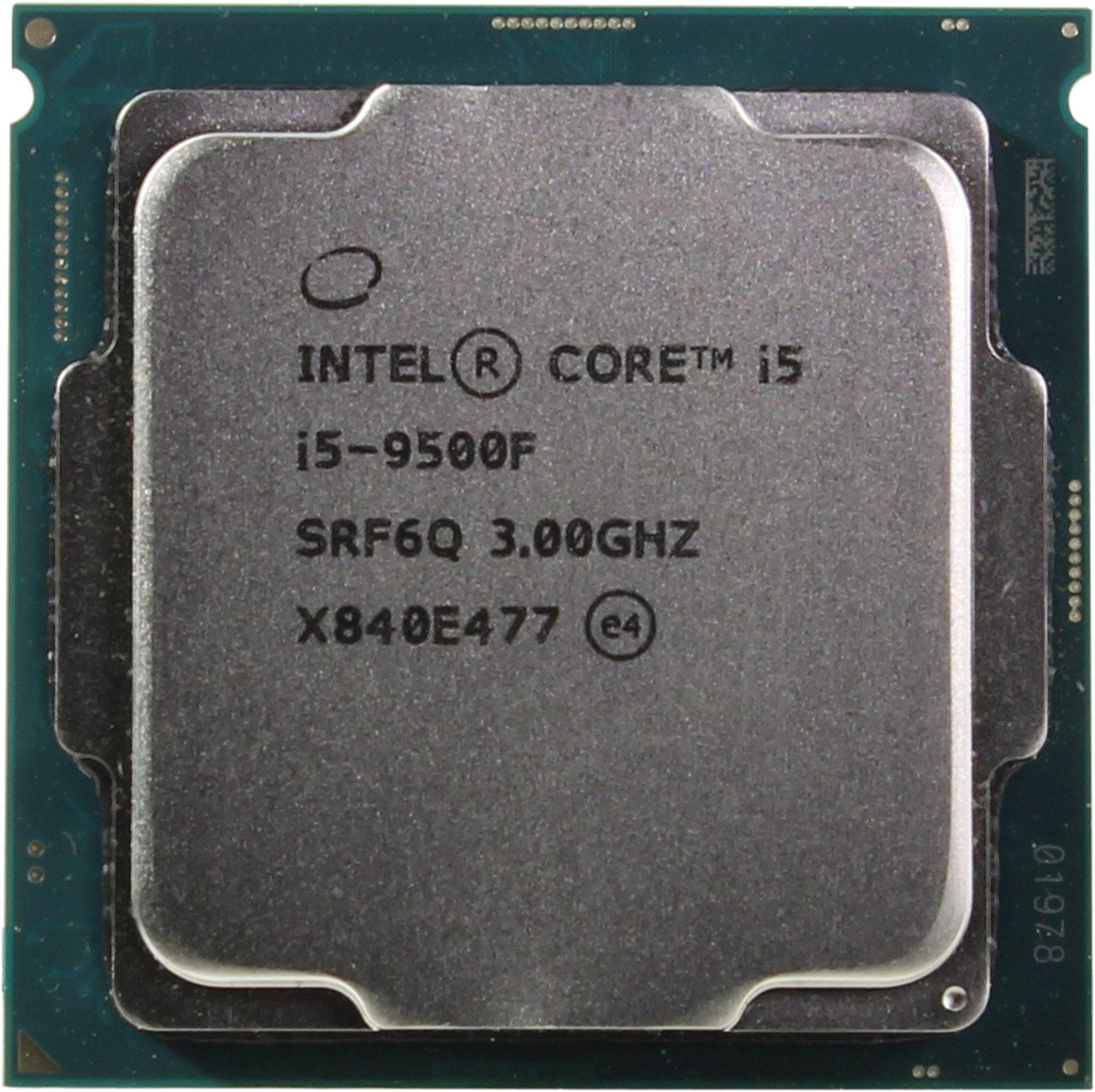 Процессор Intel Core i5 9500F Socket 1151v2