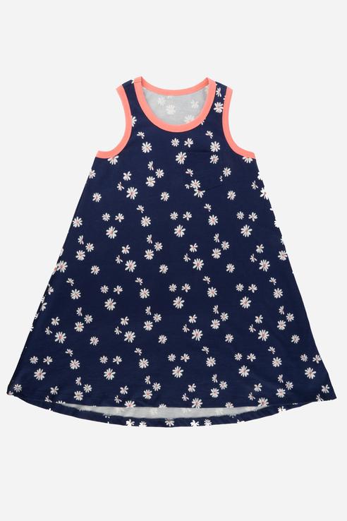 Купить Платье с оригинальным фасоном Ennergiia Синий 98 21-14146П-Э,
