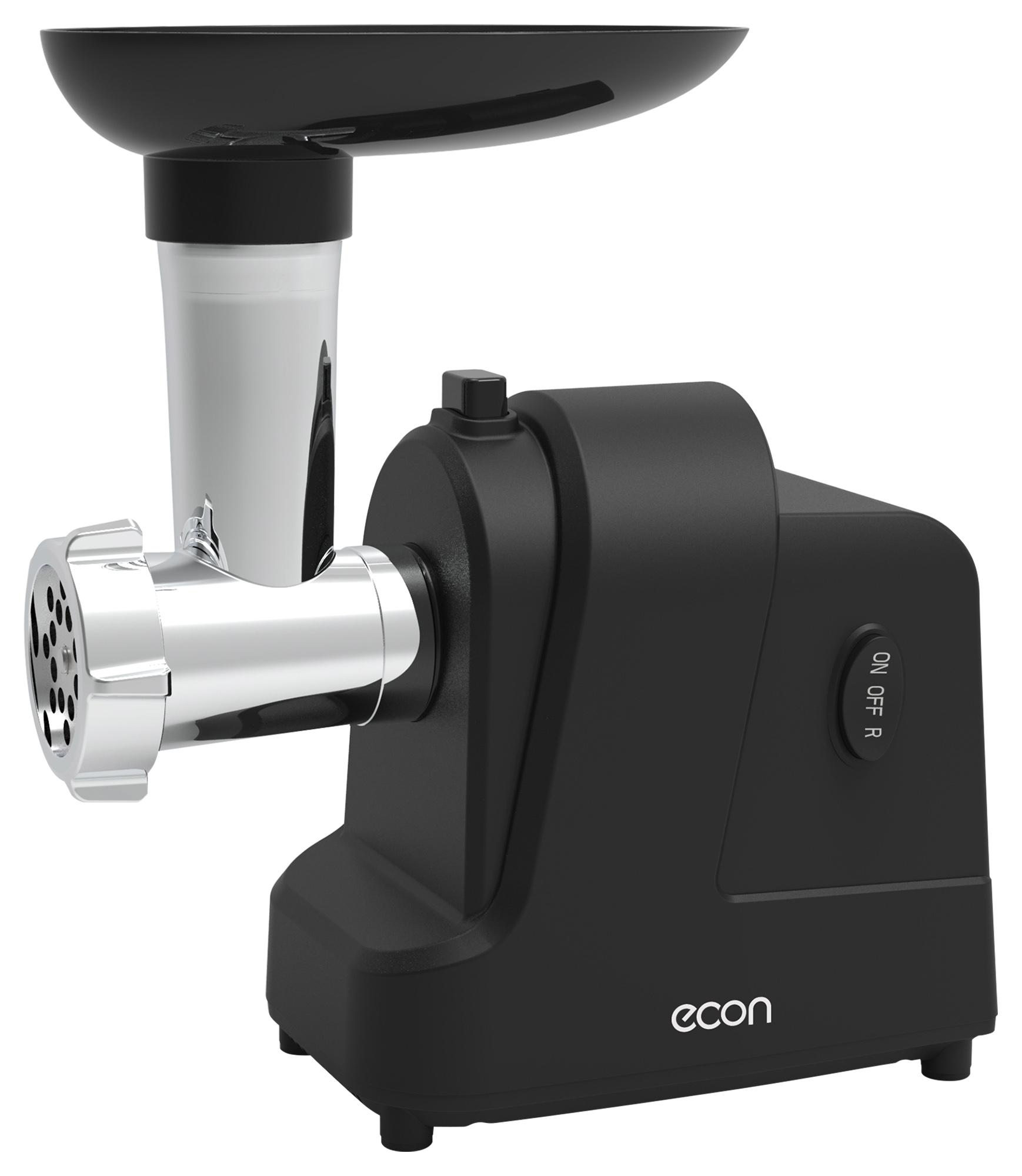 Электромясорубка ECON ECO 1012MG Black