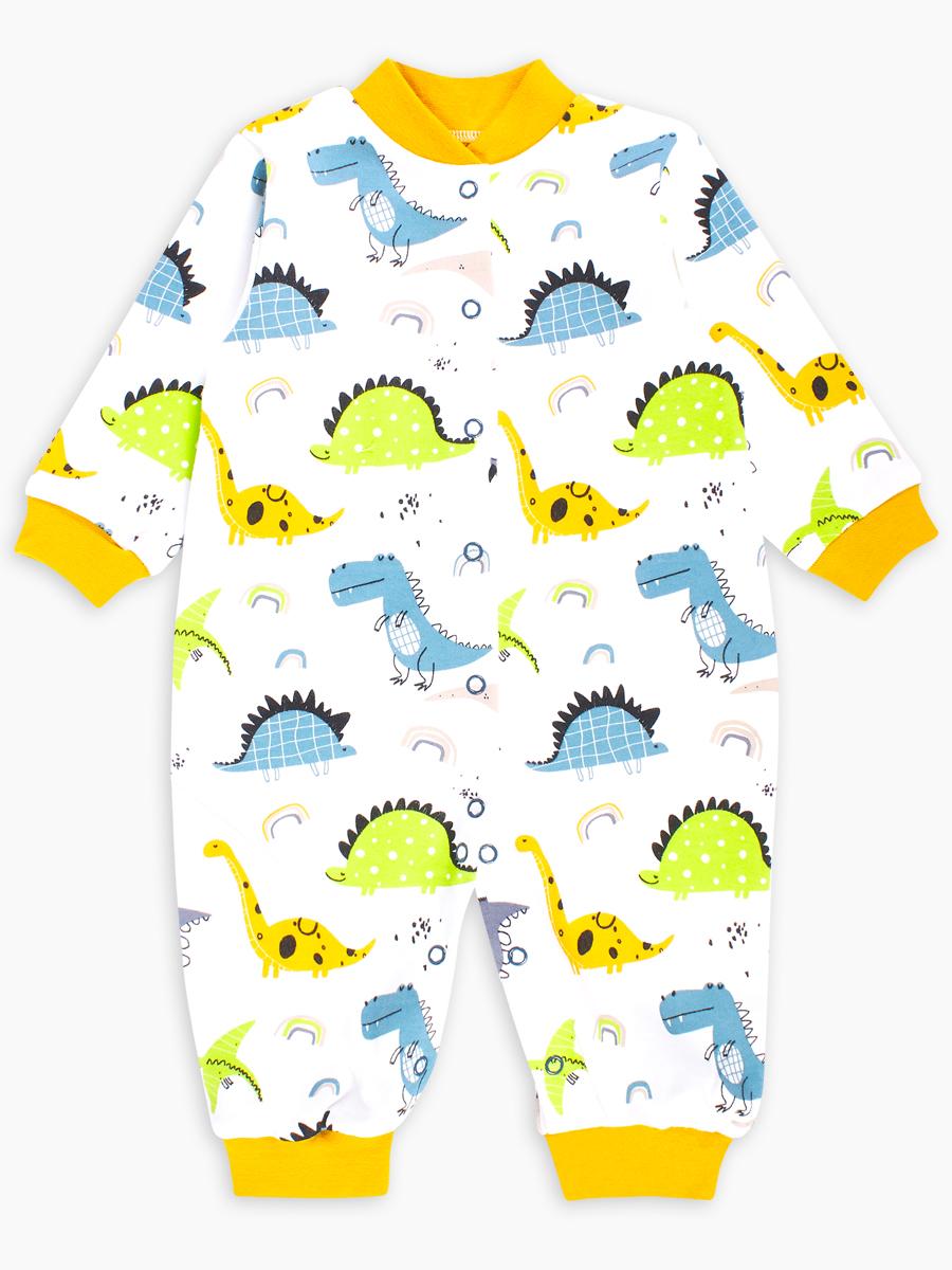 Купить Комбинезон Cozy Dream Веселый малыш 251/322/cd/Dinosaur разноцветныйр. 68,