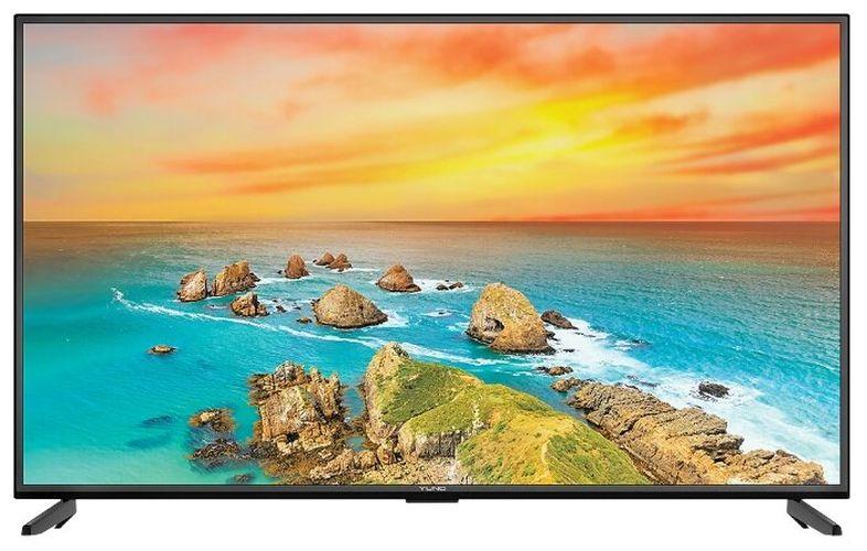 LED Телевизор 4K Ultra HD Yuno ULX-43UTCS347 ULX-43UTCS347 черный