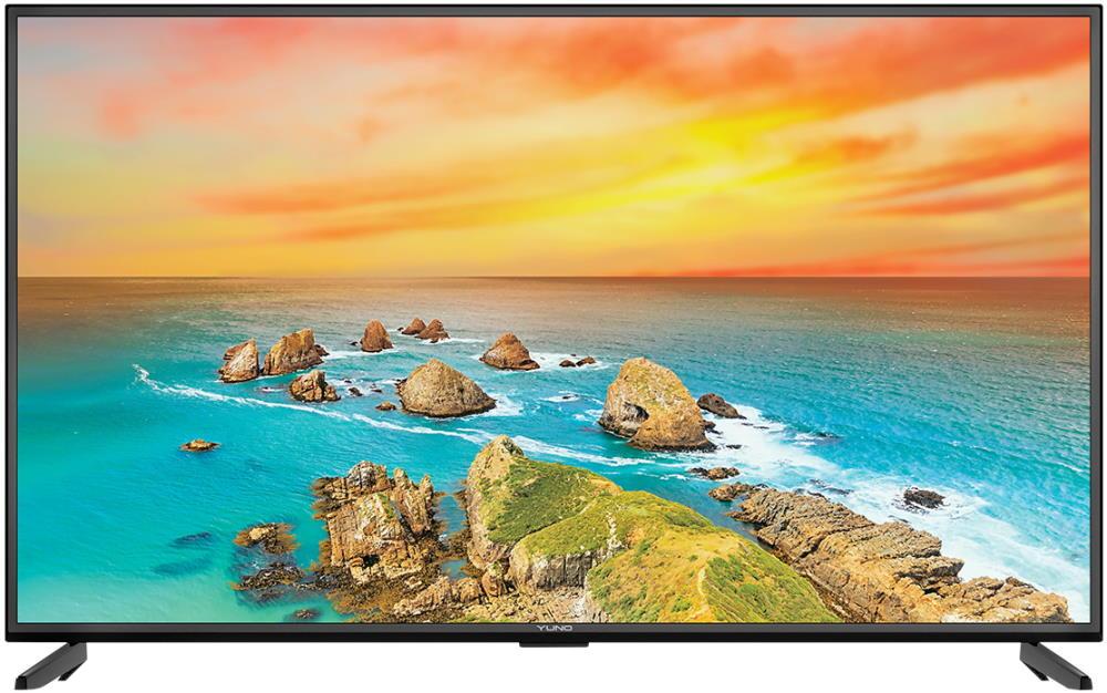 LED Телевизор 4K Ultra HD Yuno ULX-55UTCS333 ULX-55UTCS333 черный