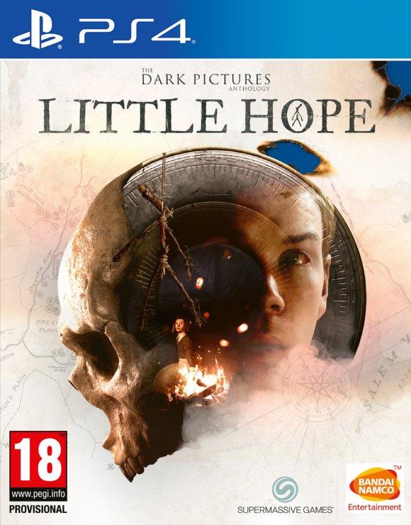 Игра The Dark Pictures: Little Hope