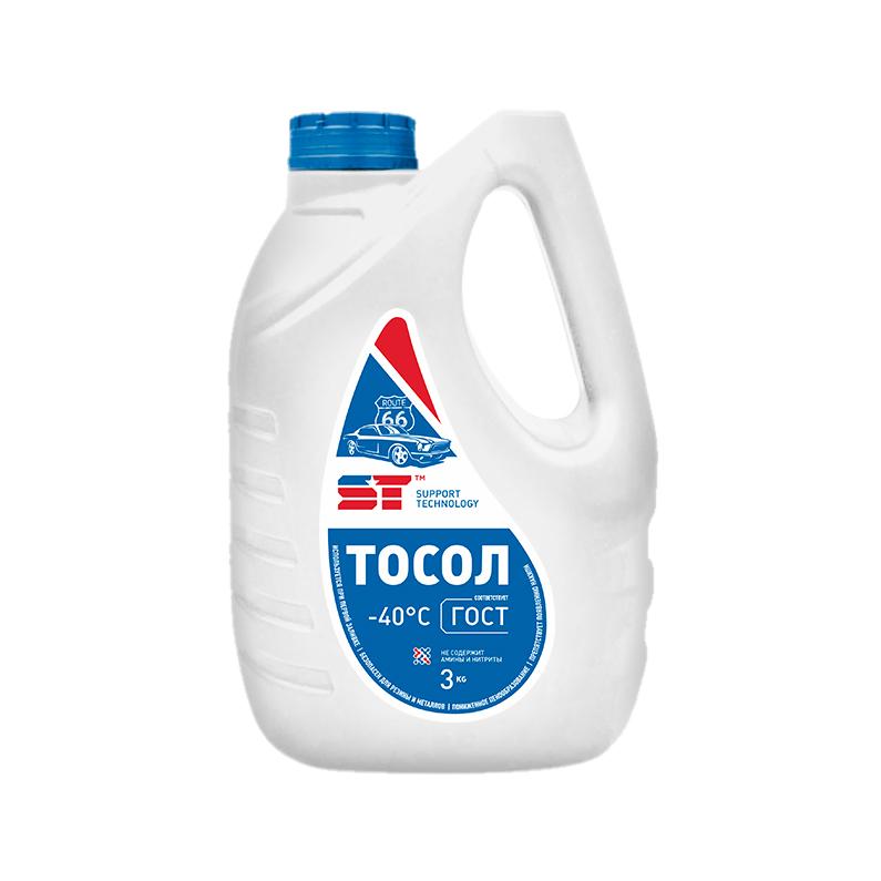 Охлаждающая жидкость Тосол ( 40C) ST,