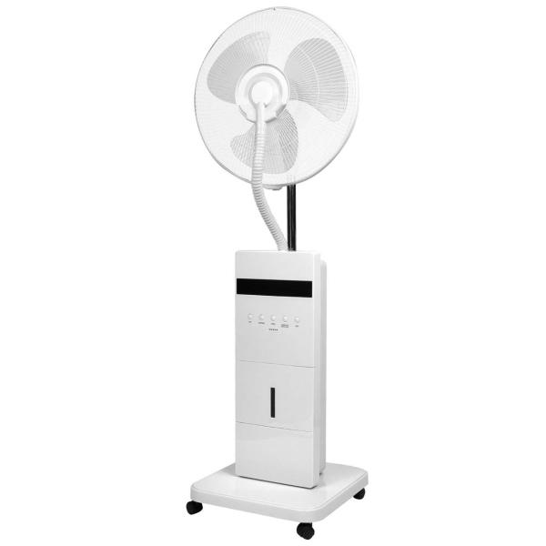Вентилятор Rombica FLOW MOSQ White