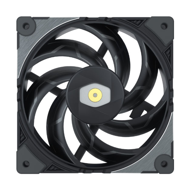 Корпусной вентилятор Cooler Master MasterFan SF120M (MFZ