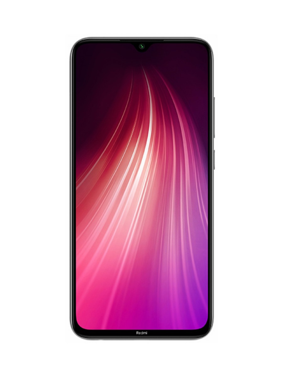 Защитное стекло Zibelino 3D для Xiaomi Redmi Note 8T (6.3) Black