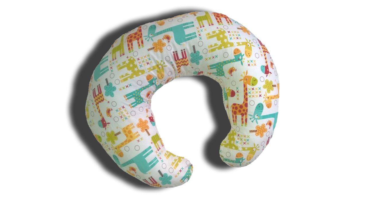 Подушка для кормления TEXXET C Жирафы