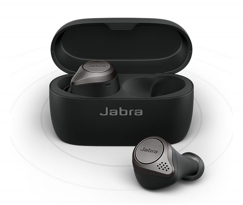 Моно гарнитура для смартфона Jabra Elite