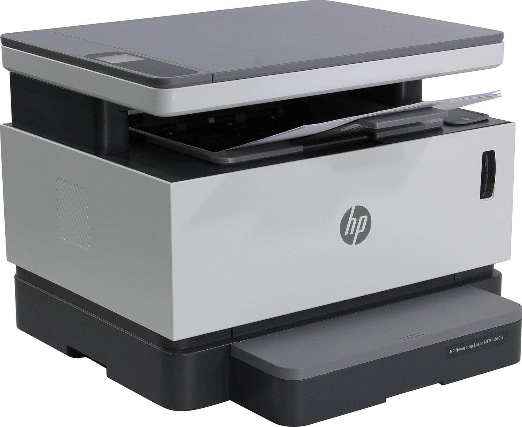 Лазерное МФУ HP Neverstop Laser 1200n